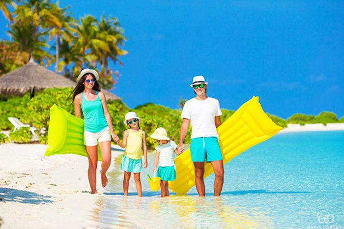 Family Tour Maldives