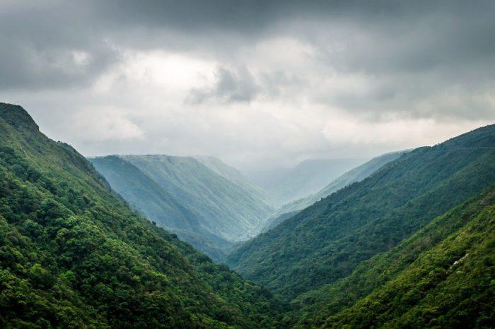 Shillong Rains