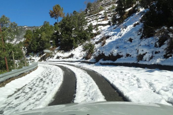Snowland of Uttarakhand