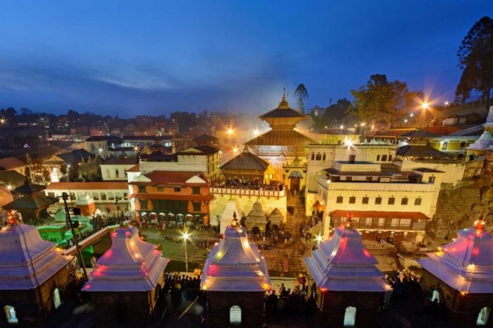 5N/6D Nepal Tour