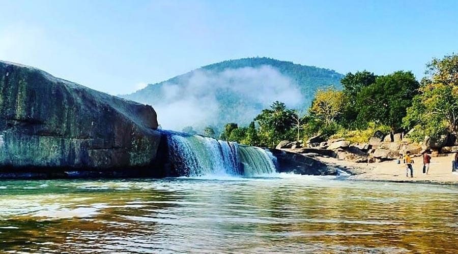 Kasadha Waterfalls