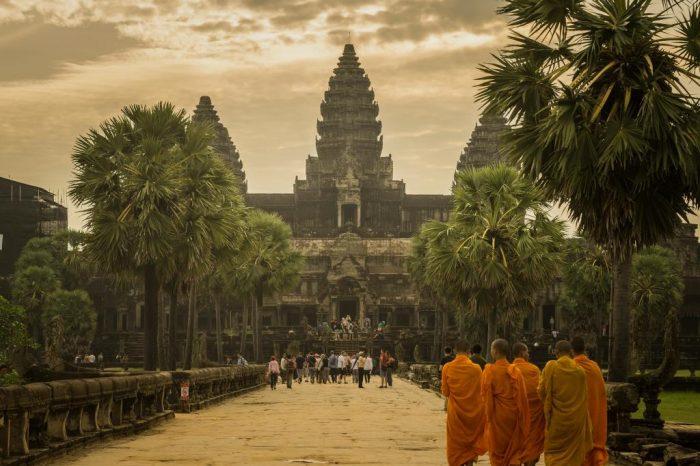 3N/4D Cambodia Tour