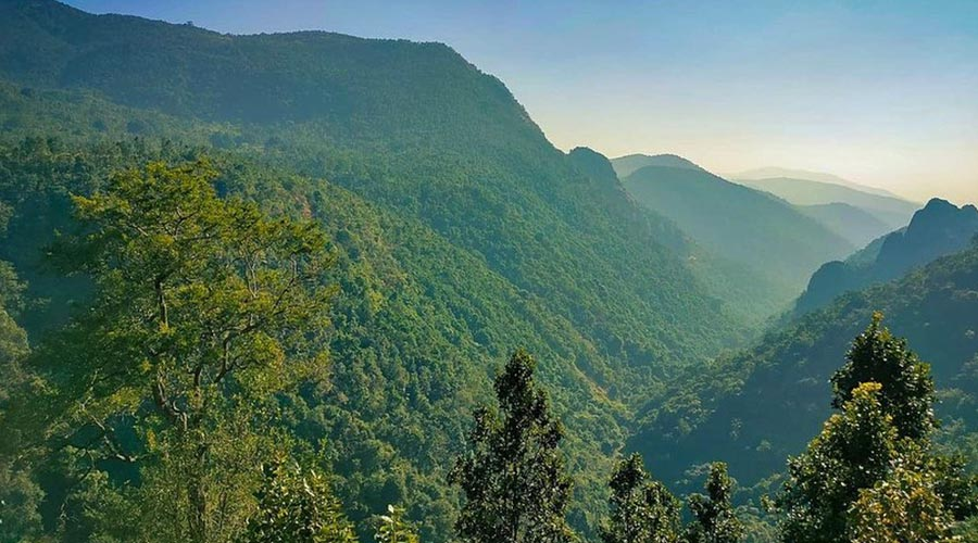 Gorge View from Mandasaru