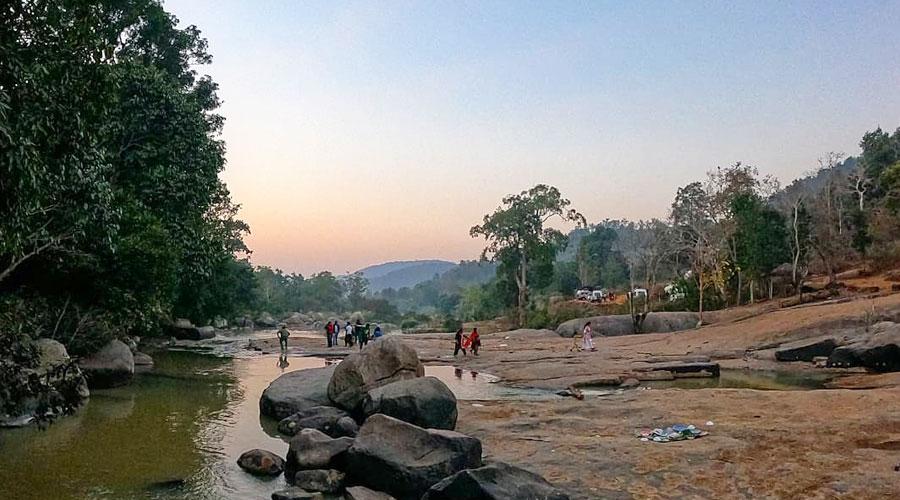 Lover's Point of Daringbadi