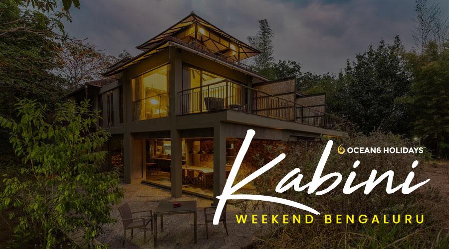 Kabini – An Opulent Safari Lodge