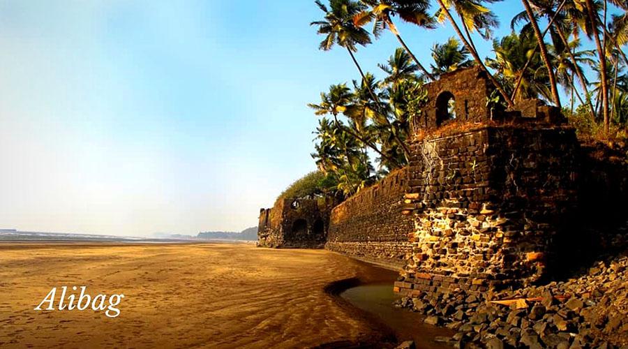 Alibag is one of 6 Best Weekend Destinations Near Mumbai